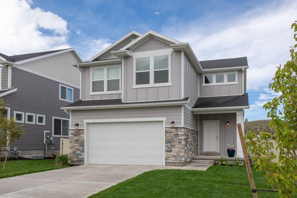 The Fremont new home floorplan in Utah