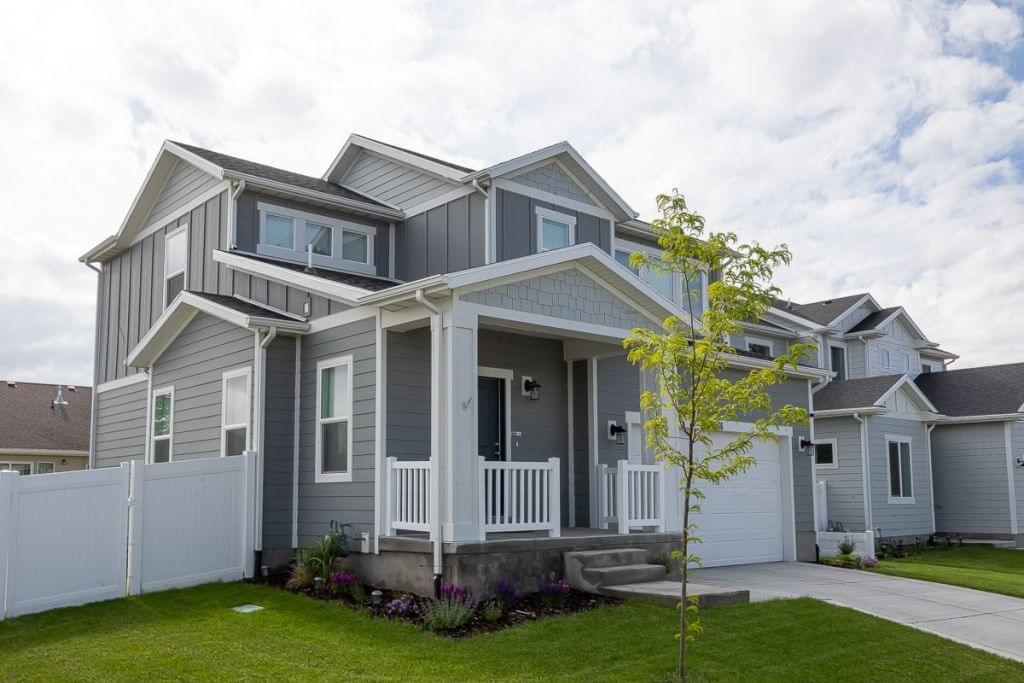 The Reese new home floorplan in Utah
