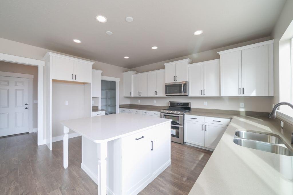 The Timpanogos new home floorplan in Utah