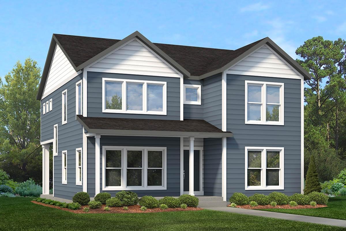 The Fairway new home floorplan in Utah