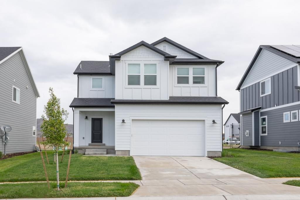 The Alta new home floorplan in Utah