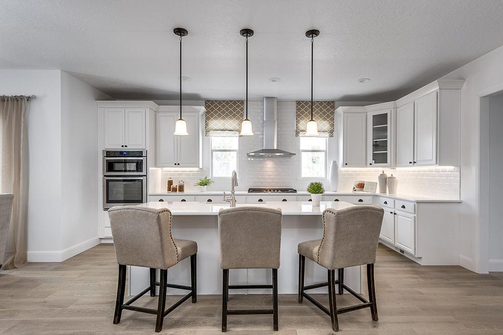 The Heritage new home floorplan in Utah
