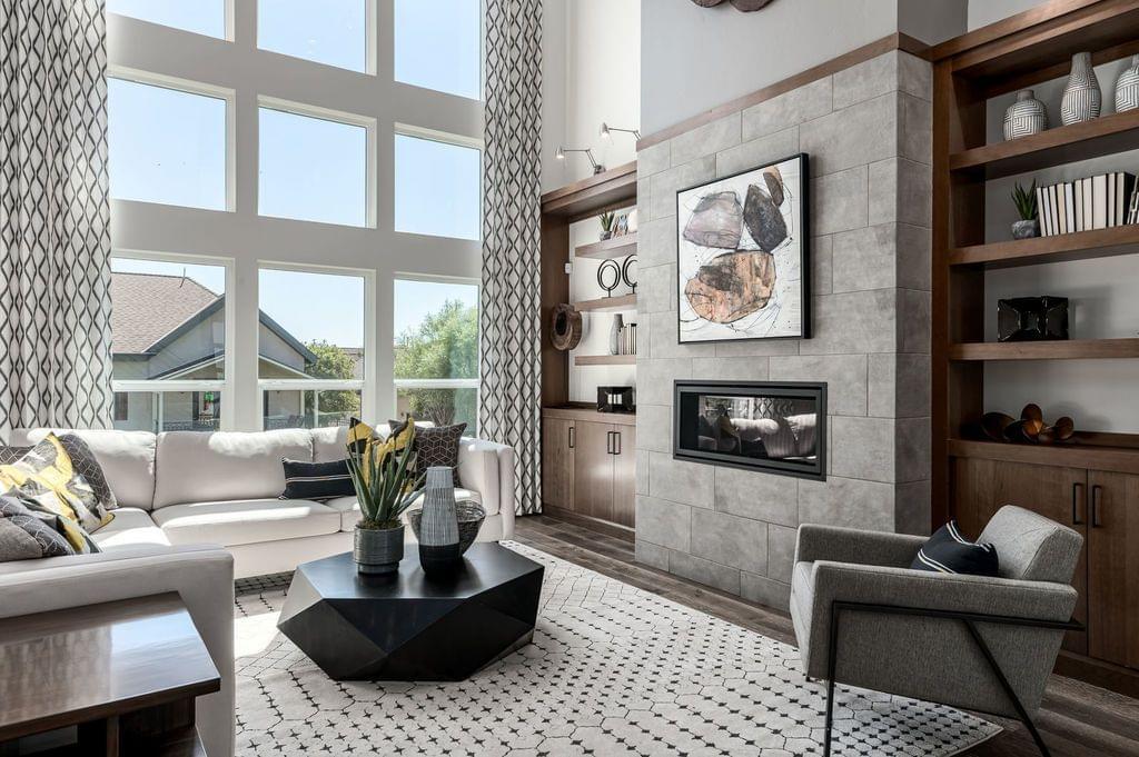 The Sterling new home floorplan in Utah