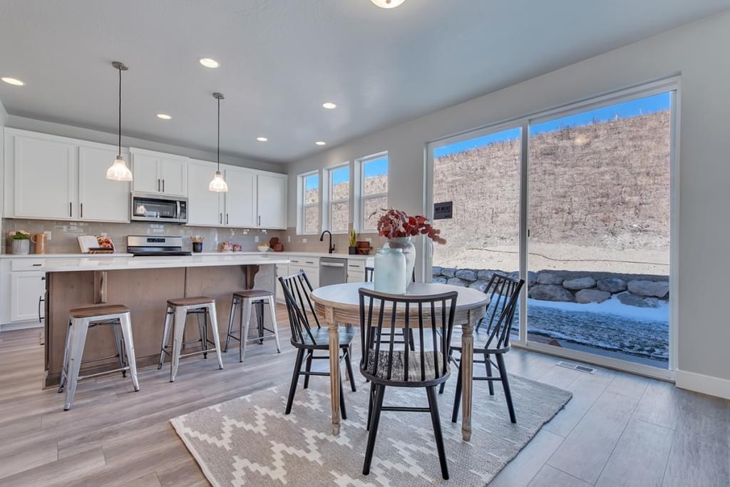 The Alpine new home floorplan in Utah