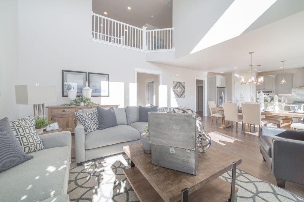The Uinta new home floorplan in Utah