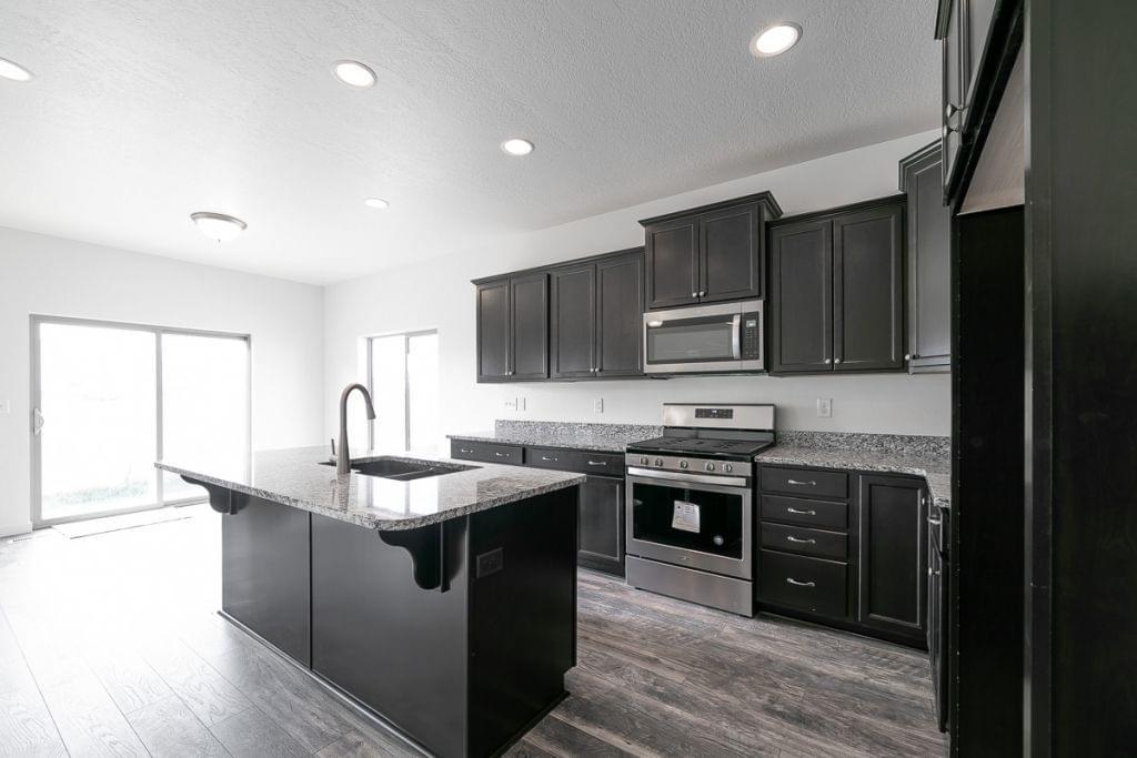 The Bonneville new home floorplan in Utah