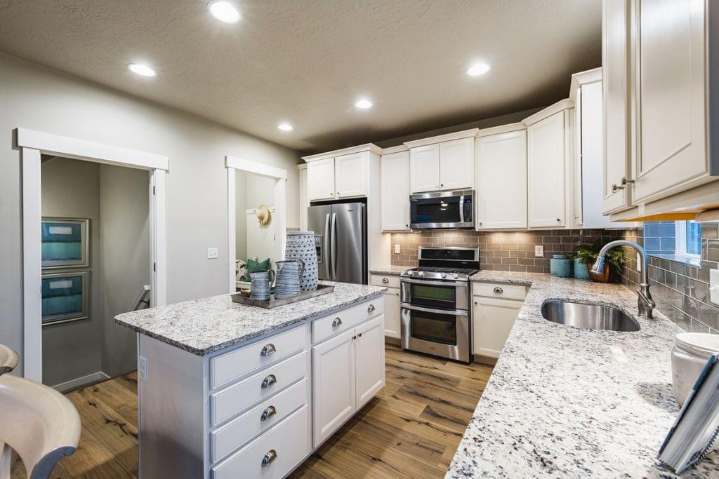 The Sierra new home floorplan in Utah