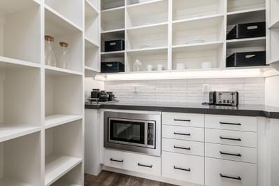 Sterling New Home Floor Plan