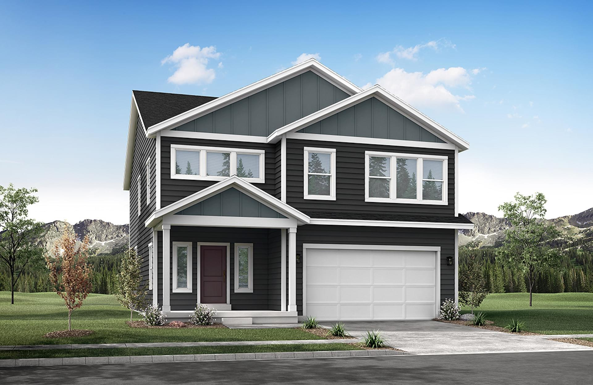 New Home for sale 5068 North Oak Creek Dr., Eagle Mountain, UT