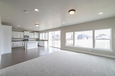 Timpanogos New Home Floor Plan