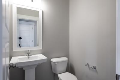 Fremont New Home Floor Plan