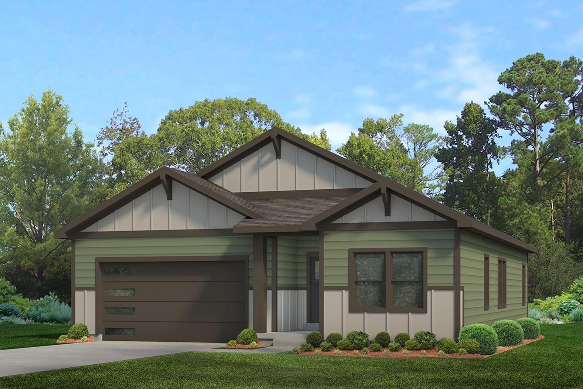 Rosebud new home in Park City, UT