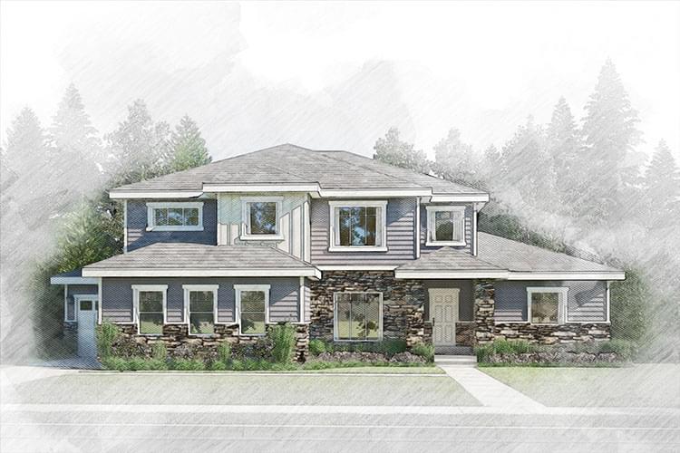 Sterling new home in Lehi, UT