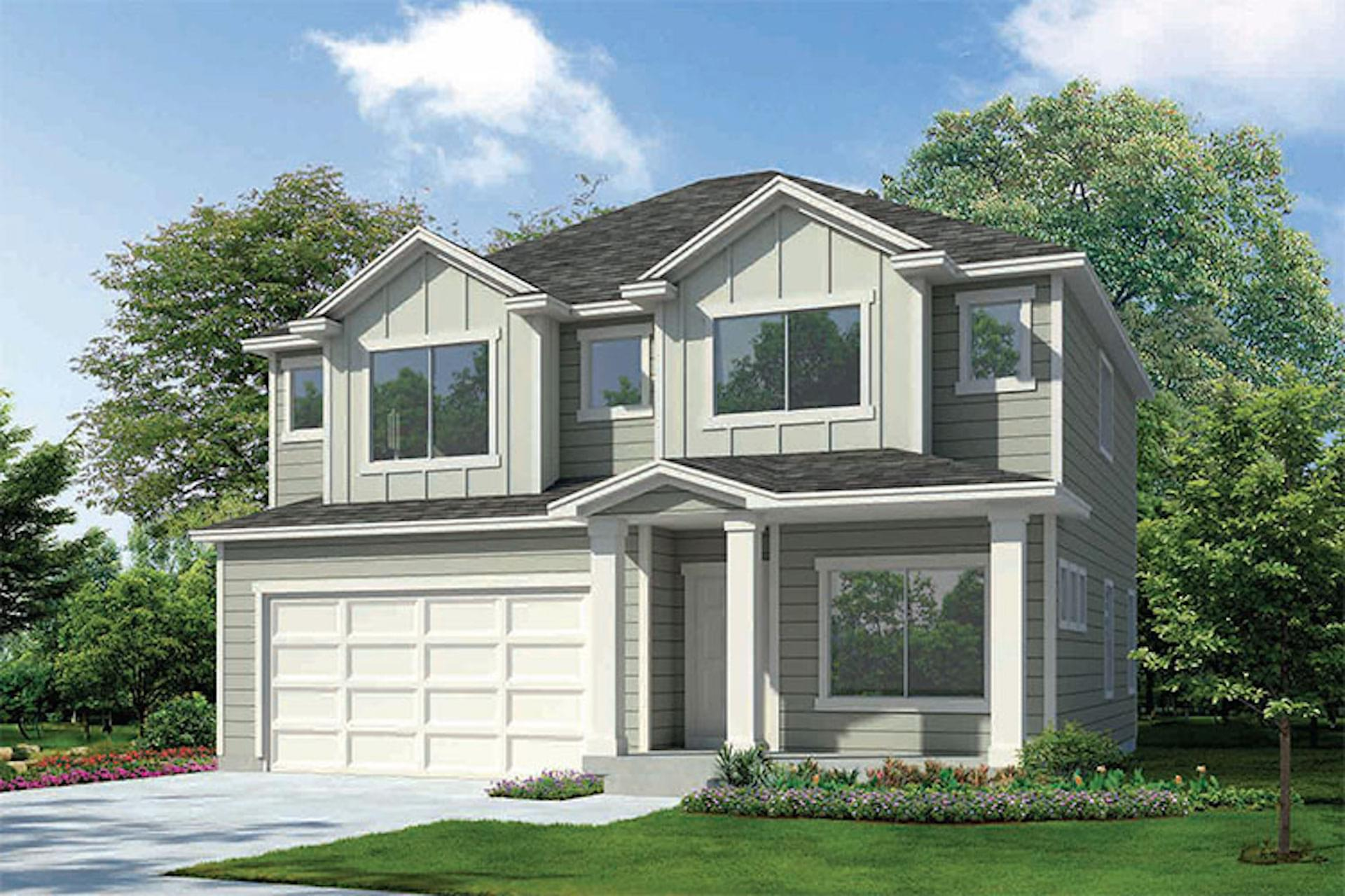 Oquirrh new home in Eagle Mountain, UT