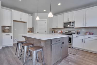 Stein New Home Floor Plan