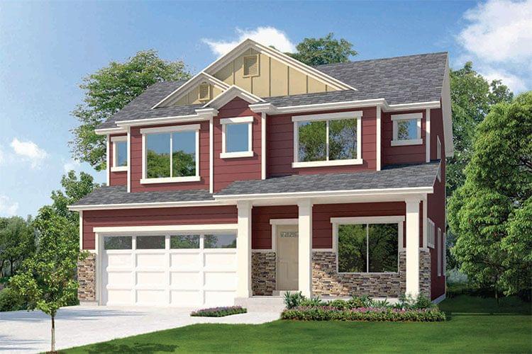 Sierra new home in Eagle Mountain, UT