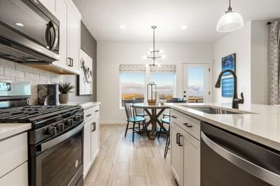 The Sunrise Townhome Home with 3 Bedrooms