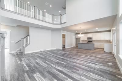 Grand Gallivan New Home Floor Plan