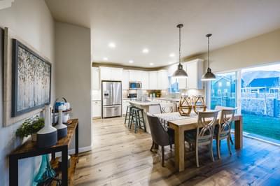 Legacy Farms New Homes in Spanish Fork, UT