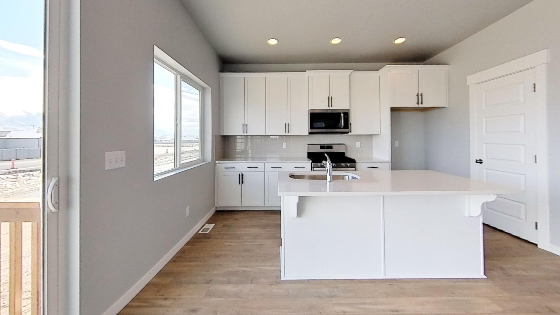 The Bridger new home floorplan in Utah