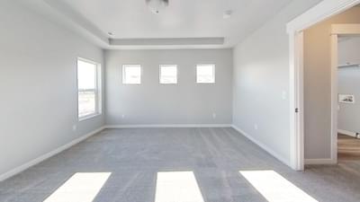 Bridger New Home Floor Plan