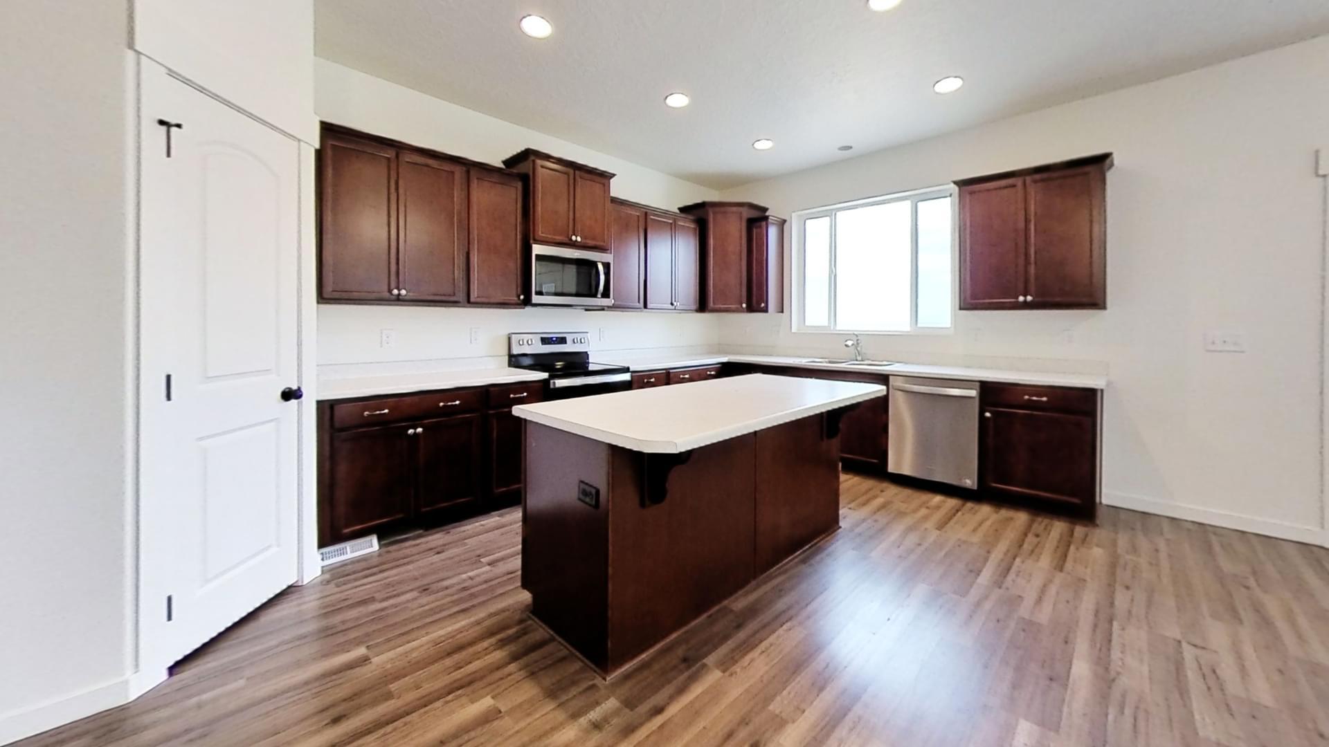 The Woodland new home floorplan in Utah