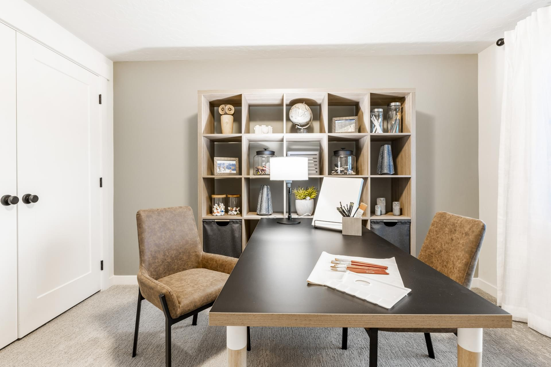 New Home Offices Photos of Fieldstone Homes