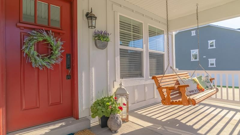 Bring a Little Personality to Your Front Porch with These Accents