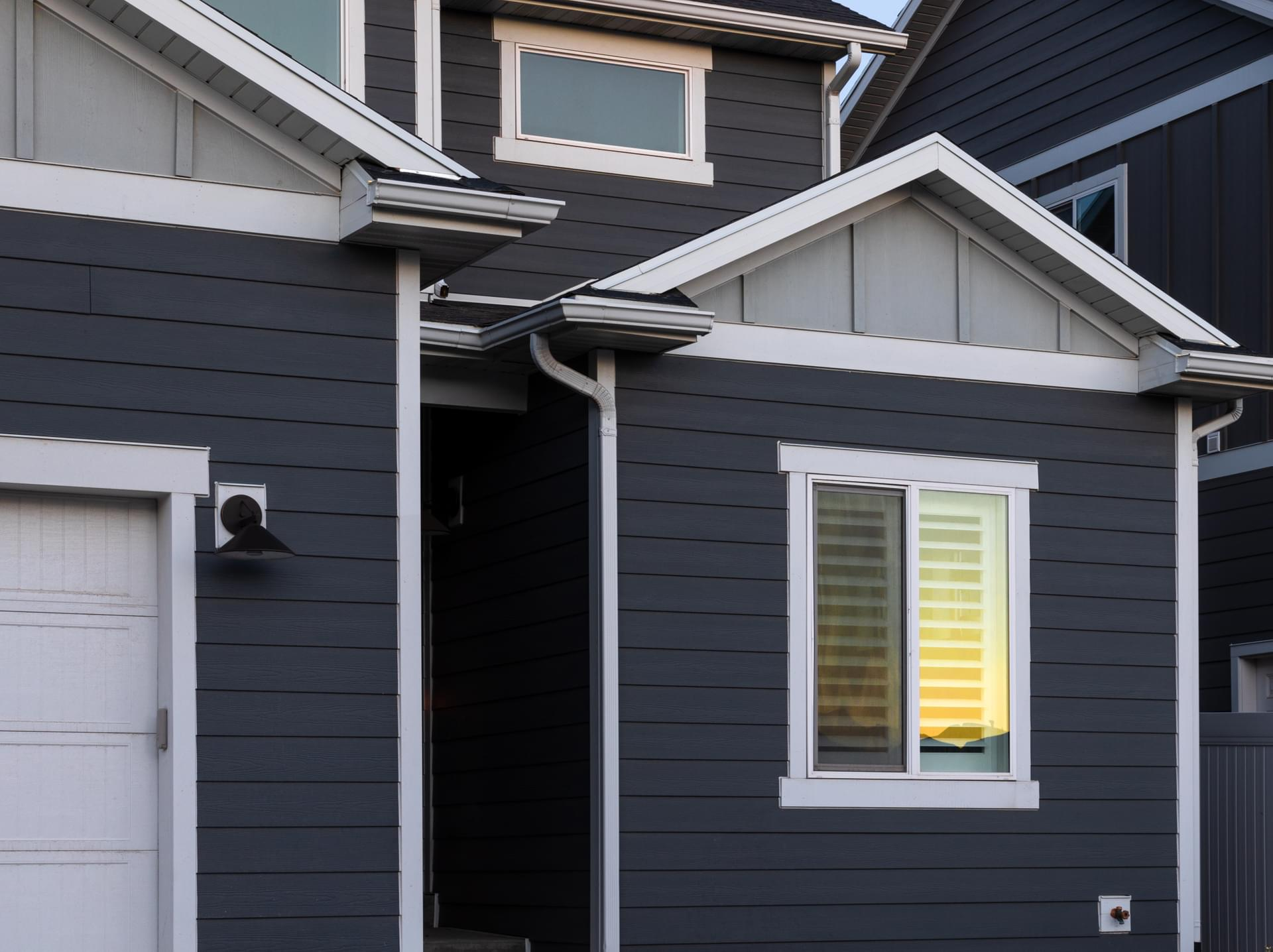 New Home Exteriors Photos of Fieldstone Homes