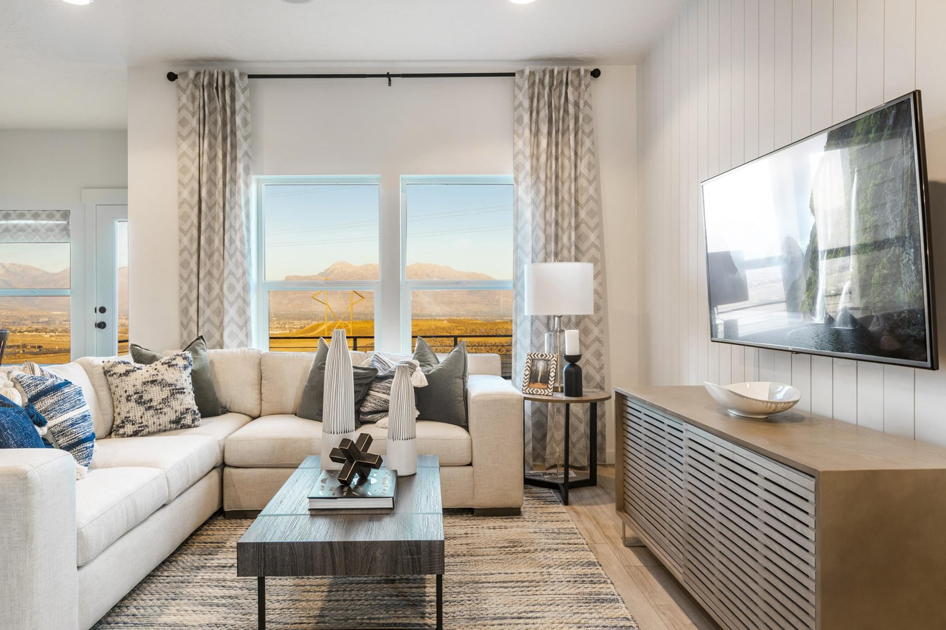 Scenic Mountain West Townhomes new Homes in Eagle Mountain, UT
