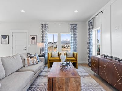 Photos are of the model. Options and upgrades may vary. 1,832sf New Home in Payson, UT