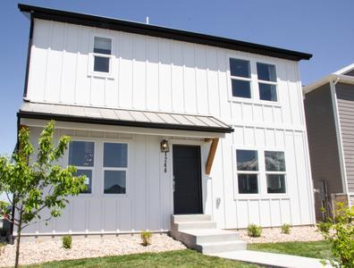 Arrowhead Cottages New Homes in Payson, UT