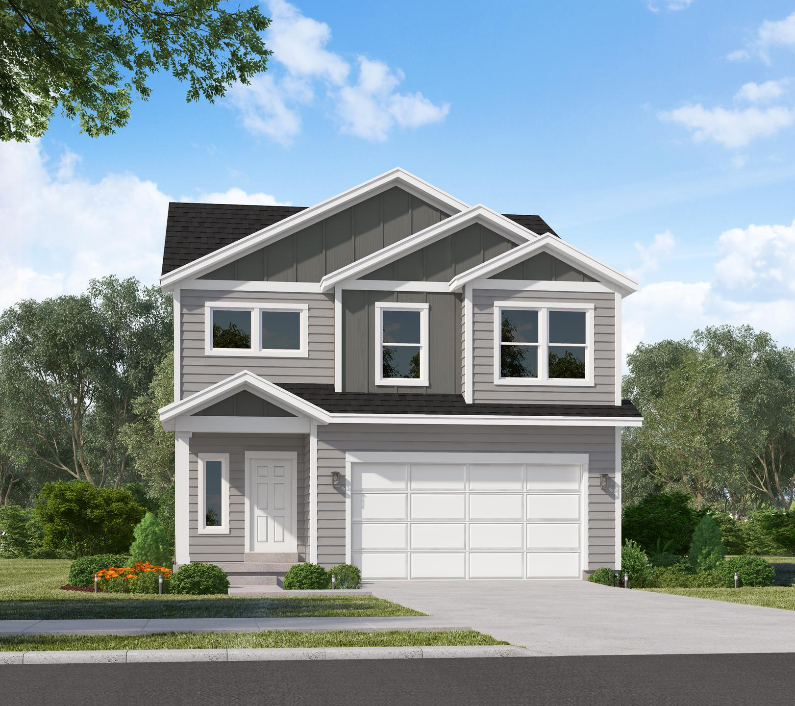 Meadowview new home in Payson, UT