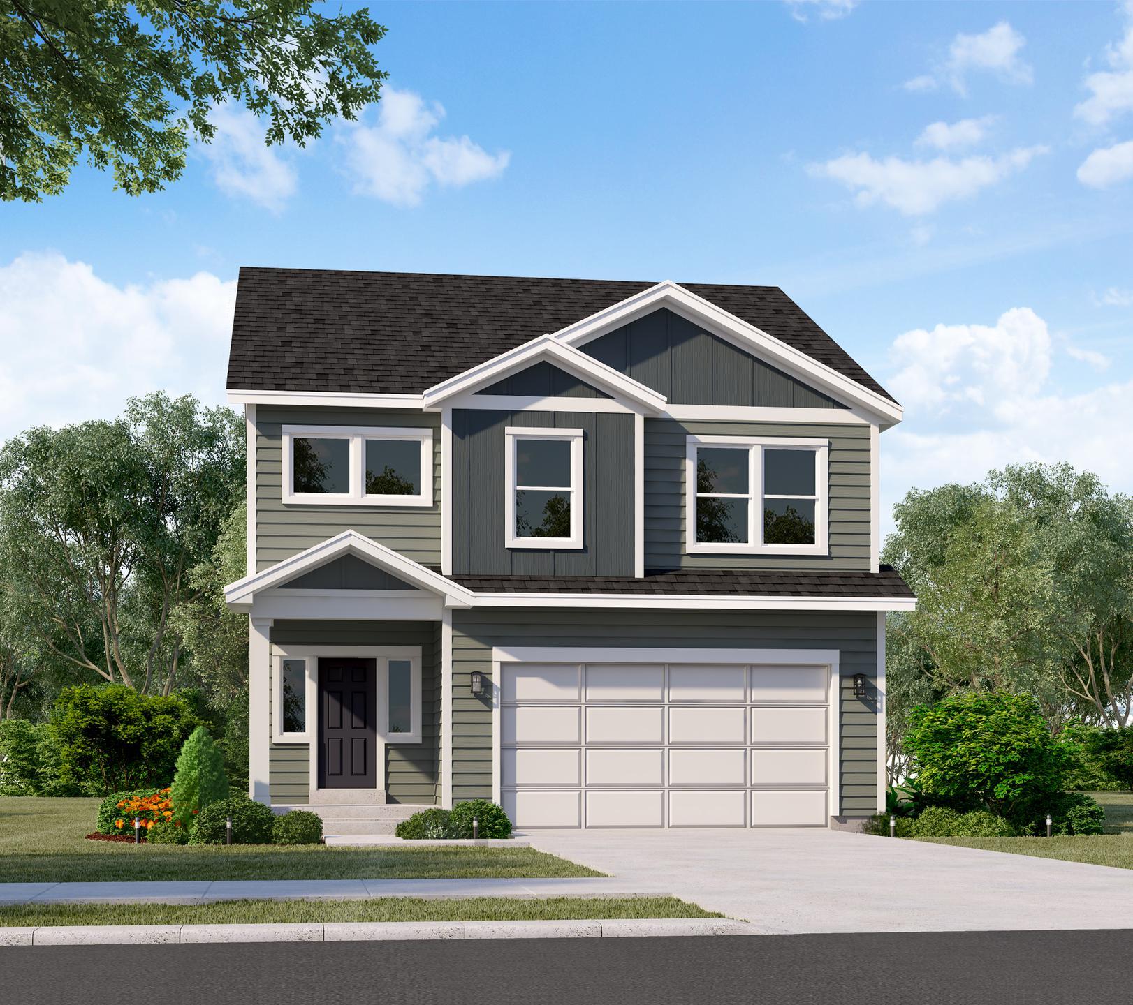 Stonebridge new home in Payson, UT