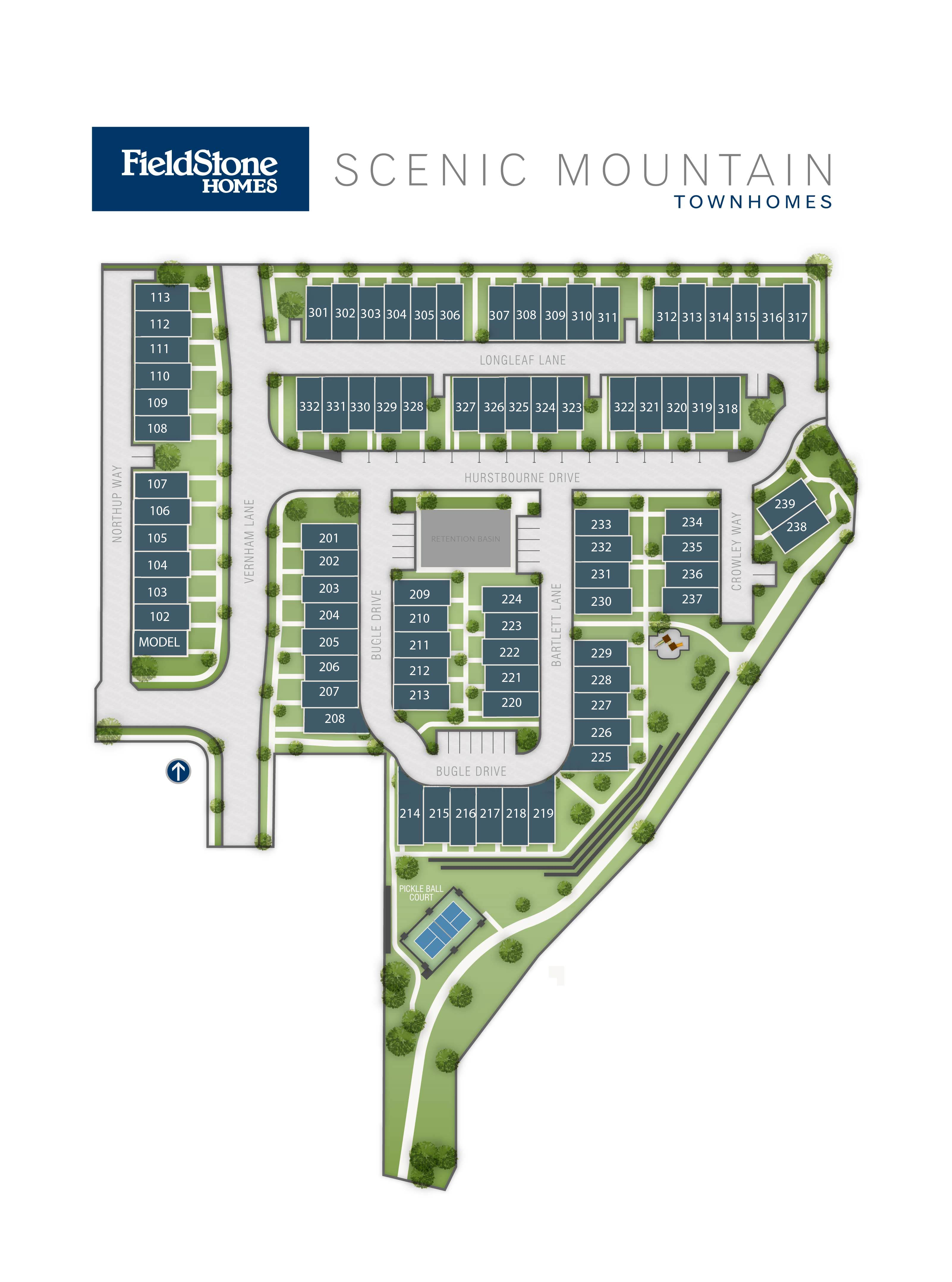 Eagle Mountain, UT Scenic Mountain Townhomes West New Homes